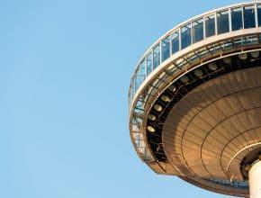 El Faro de Moncloa se encenderá por primera vez