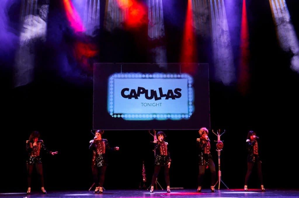 'Capullas?': la proclama feminista y musical que llega al Teatro Pavón