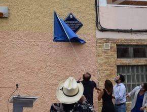Madrid homenajea a Burning con una placa en La Elipa