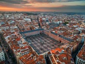 El verdadero símbolo de Madrid es la plaza Mayor, según el Centro de Inteligencia Turística