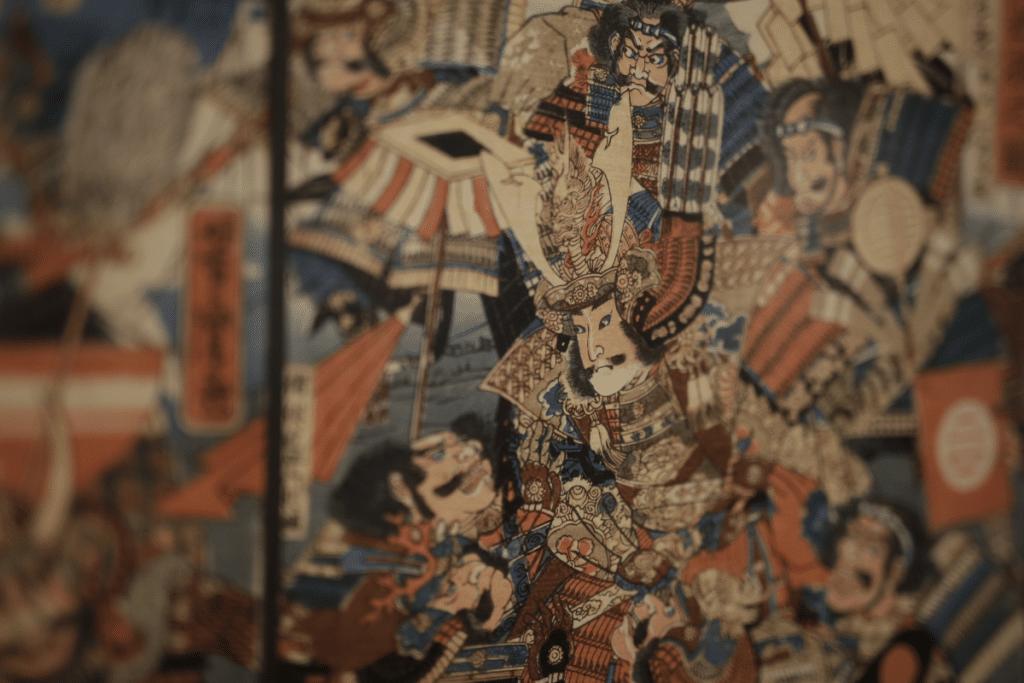 Hoy se inaugura en Madrid una impresionante exposición de arte japonés