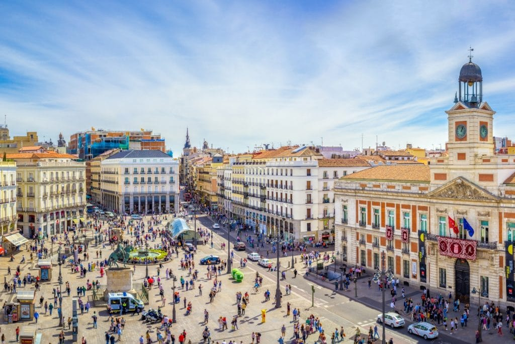 Calendario laboral Madrid 2022: habrá 14 festivos y el de Navidad pasa al día 26