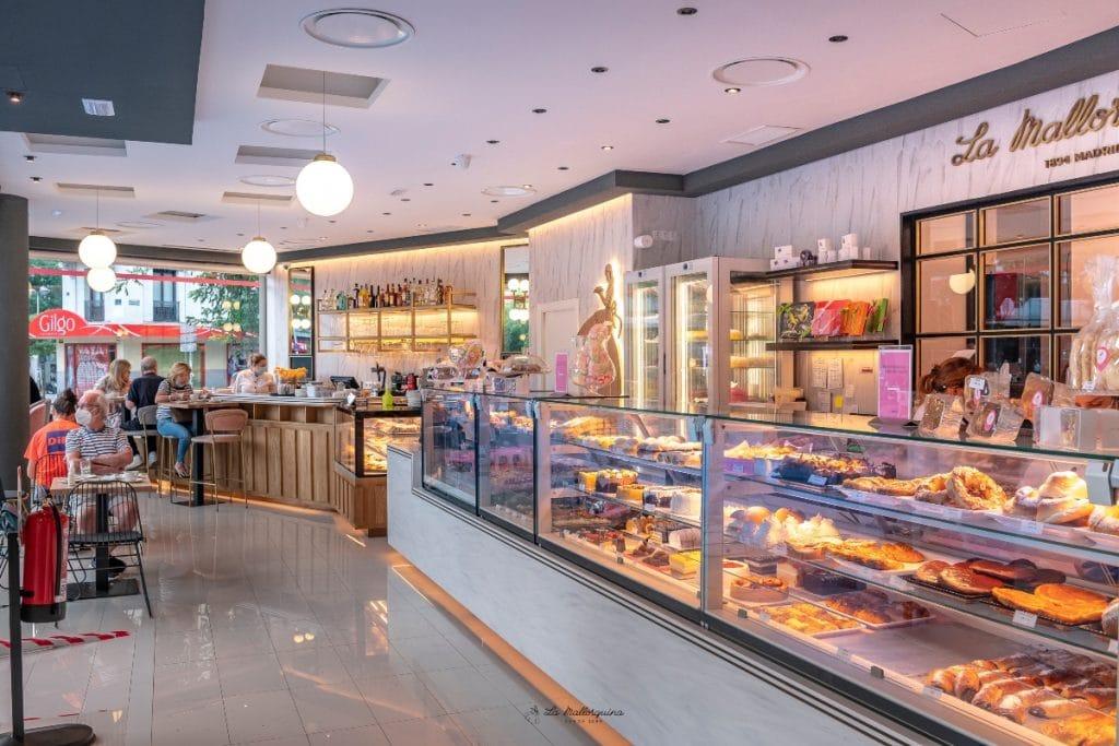 La Mallorquina estrena una nueva pastelería en Chamberí