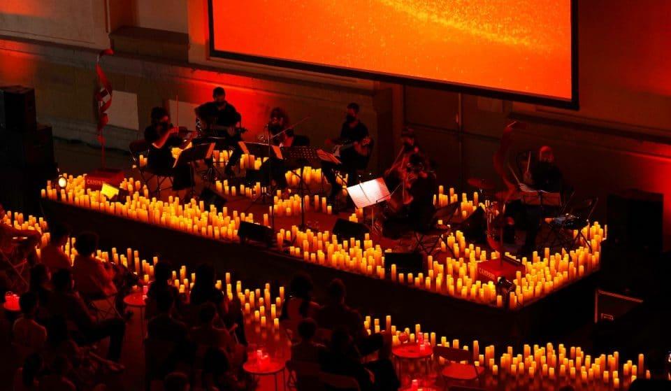 Candlelight con Campari Tonic: concierto de bandas sonoras a la luz de las velas