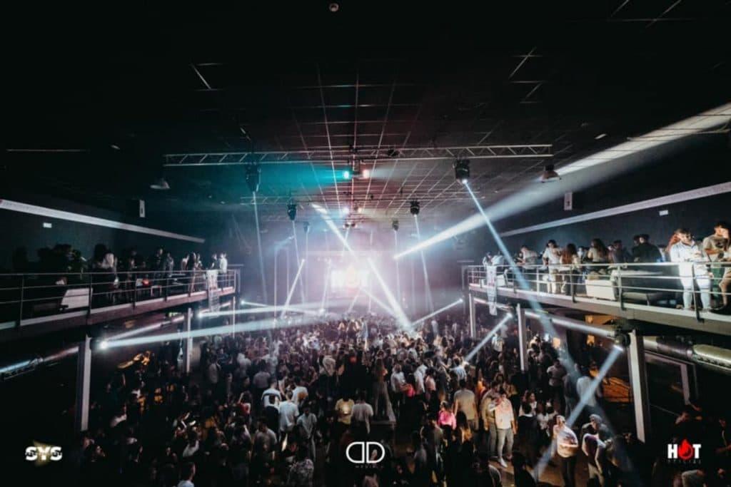 About Techno Club: la electrónica cósmica vuelve a Toledo