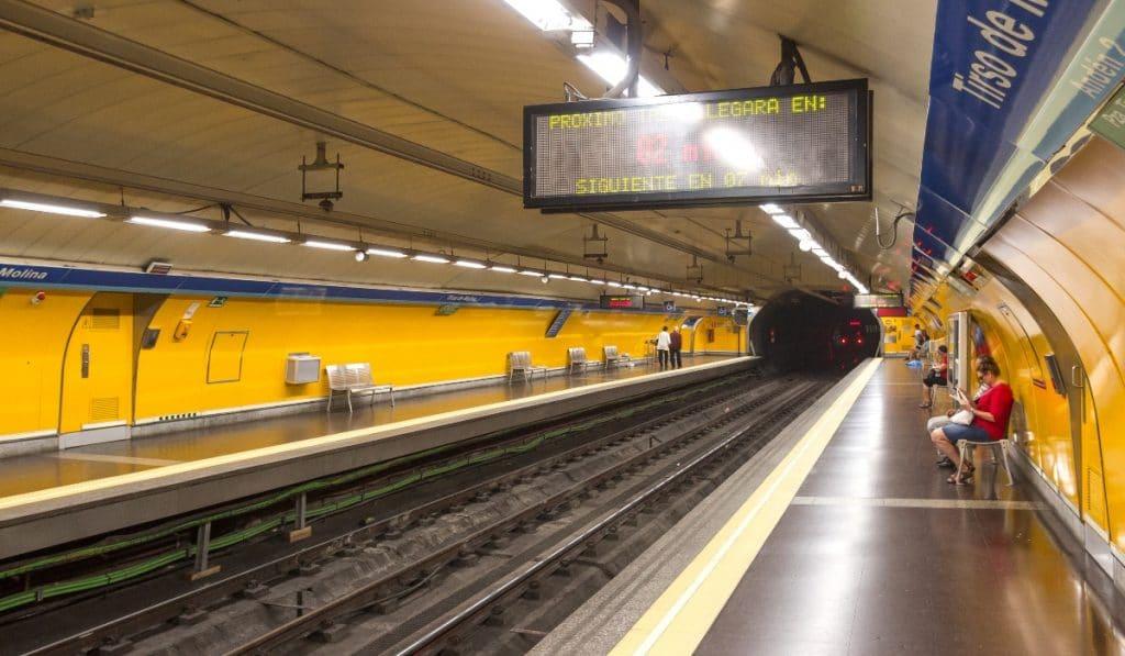 Madrid (por ahora) no tendrá metro nocturno los fines de semana