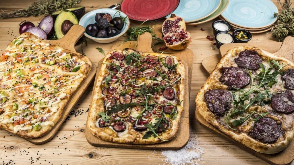 Kilómetros de Pizza: el tamaño importa y sabe a gloria