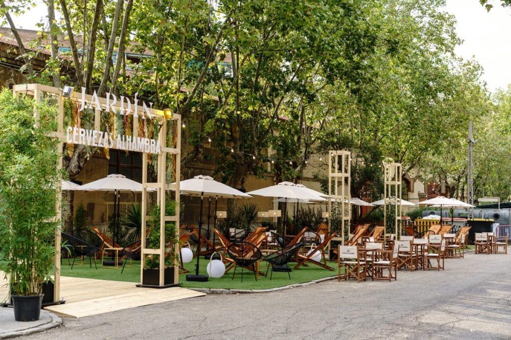 Vuelve el plan más esperado del otoño: Jardín Cervezas Alhambra