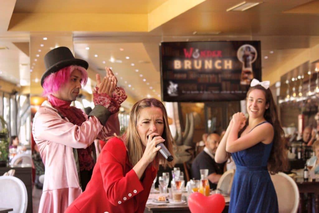 Wonder Brunch: un festín que empieza y acaba con música