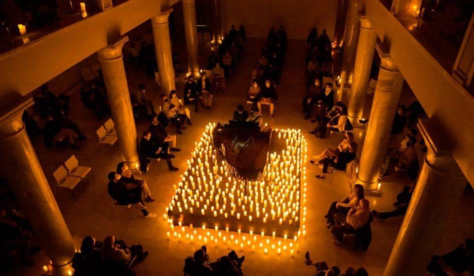 Candlelight rinde tributo a Ludovico Einaudi en Madrid