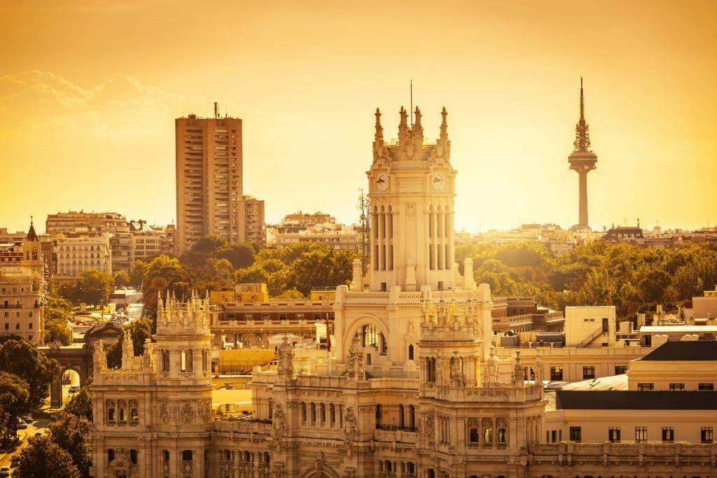 Madrid registró este verano su temperatura más alta de los últimos 18 años