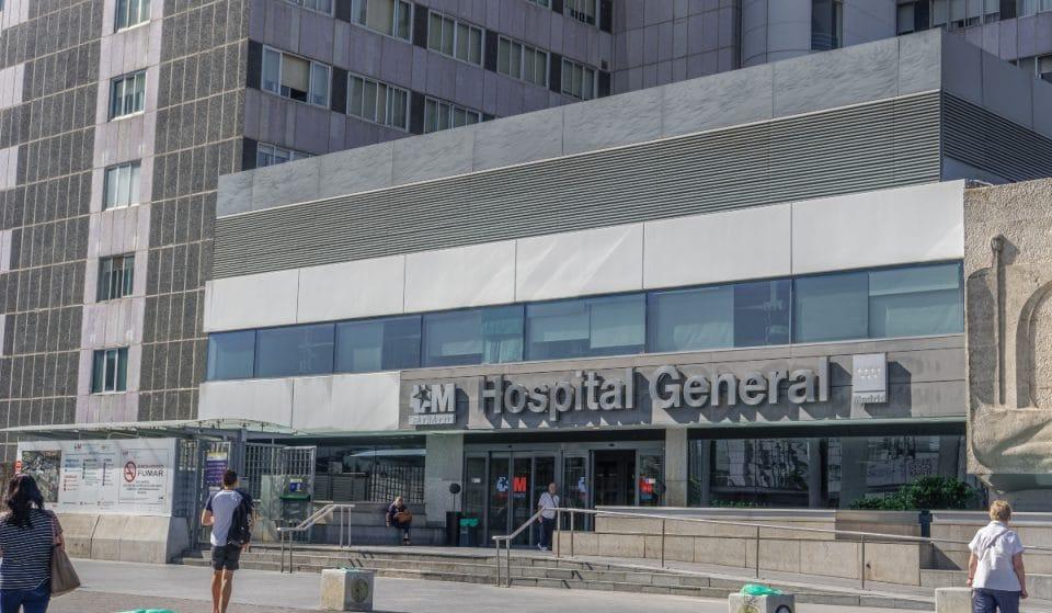 Desde hoy los pacientes no Covid podrán recibir visitas en los hospitales madrileños