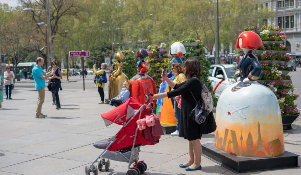 Las Meninas vuelven a las calles de Madrid el 1 de noviembre