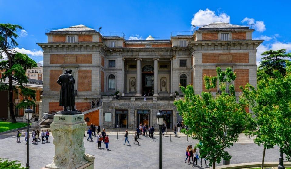 El Prado tendrá un túnel y restaurará las esculturas de la terraza del Salón de Reinos