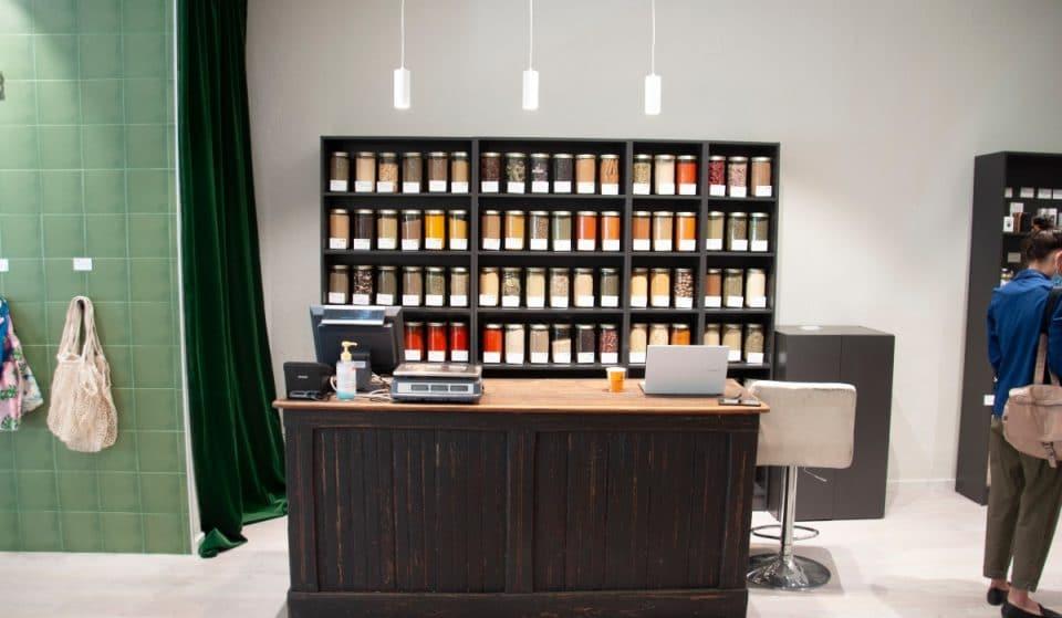 Abre en Chamberí un supermercado que no genera residuos