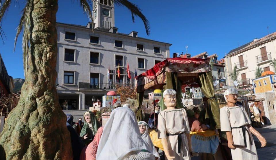 Un monumental Belén a tamaño real se instalará en San Lorenzo del Escorial