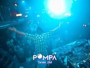 POMPÄ Tardeo Club: el indie electrónico es para los sábados