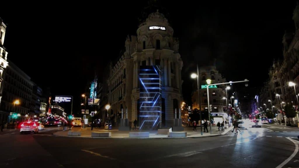 Estas son algunas de las propuestas que iluminarán la capital durante LuzMadrid