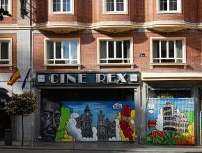 Los cines Rex de Gran Vía se convertirán en locales comerciales