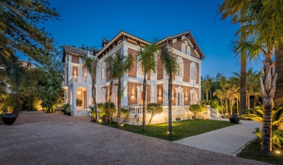 Murder Mystery: ¡el macabro juego inmersivo en una antigua Hacienda de Málaga!