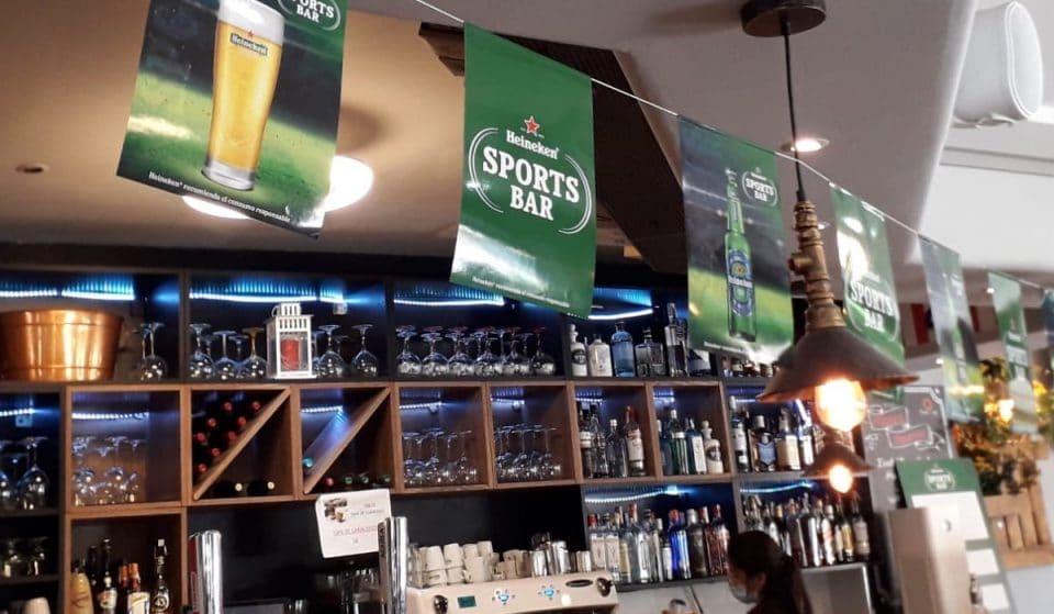 Heineken® Sports Bar: vive el deporte de forma diferente