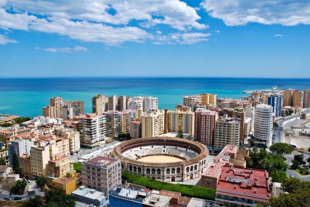 Los cinco mejores barrios para vivir en Málaga