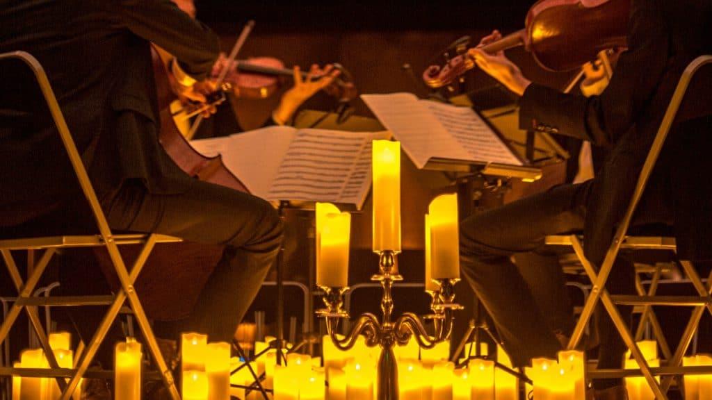 Candlelight Open Air: increíbles conciertos de música clásica al aire libre en Málaga