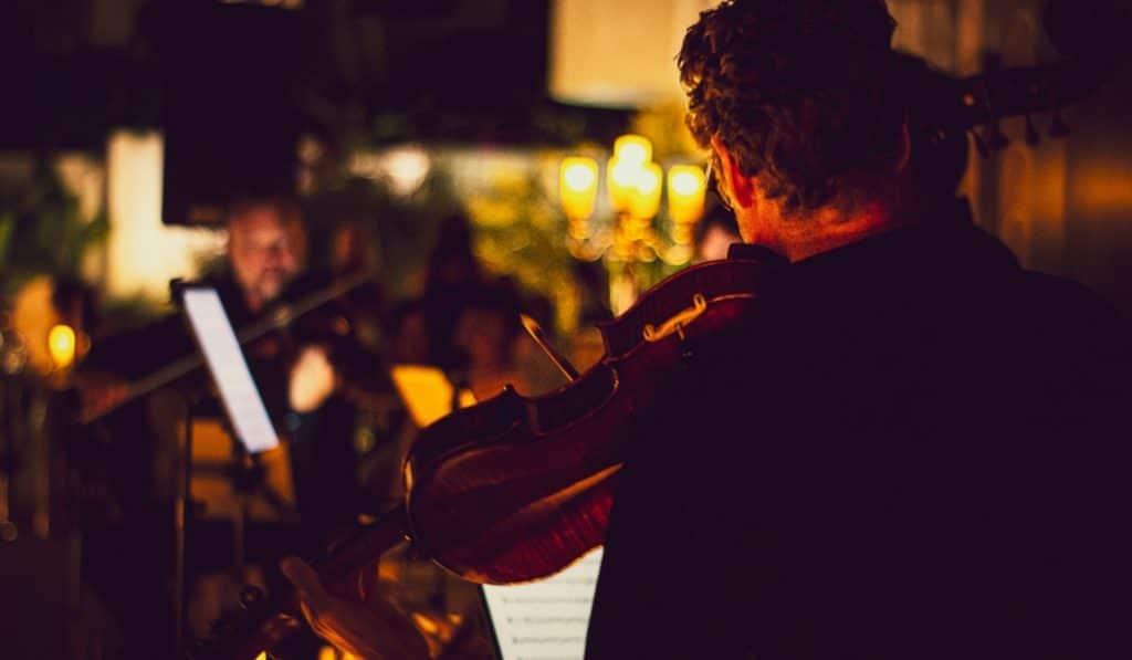 Candlelight en el Gran Hotel Miramar: Vivaldi a la luz de las velas
