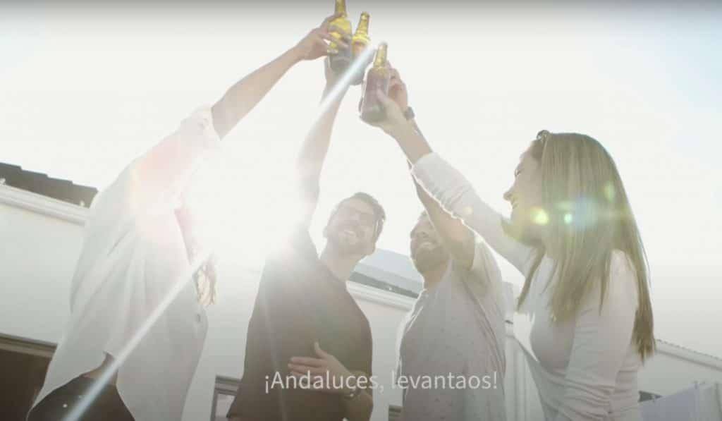 El vídeo de la Junta para el 28F enciende las redes sociales por ser «poco andaluz»
