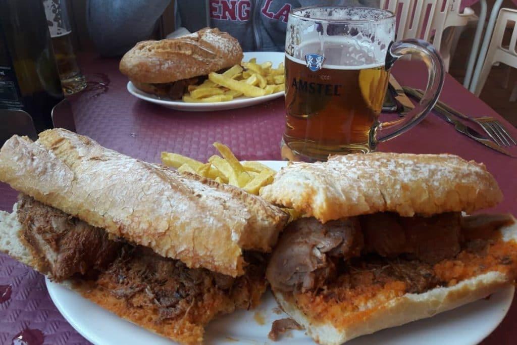 La Butibamba, la pausa más deliciosa de la N-340 de Málaga