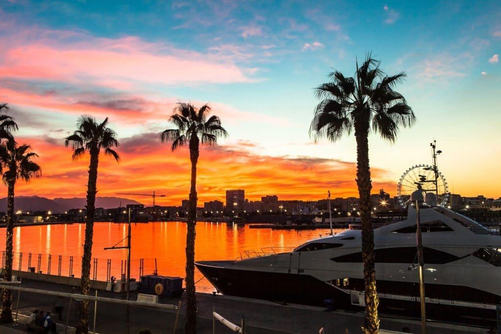 Los 13 mejores planes de Málaga en mayo