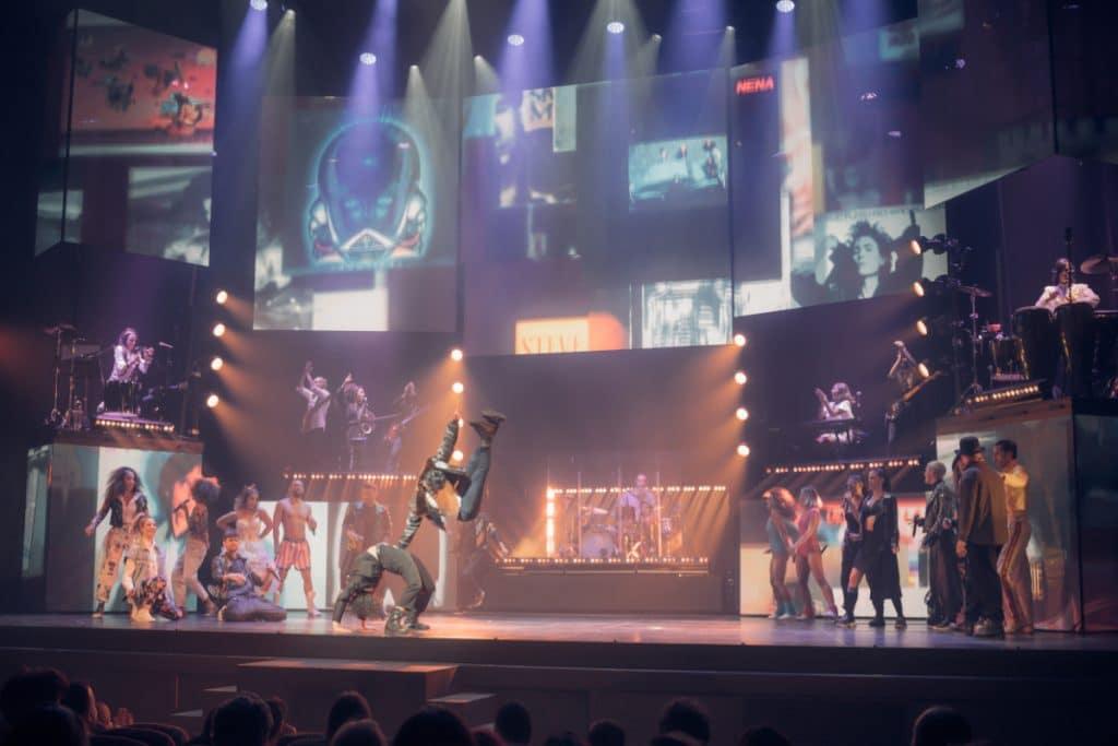 Cruz de Navajas: el show musical del momento regresa a Madrid