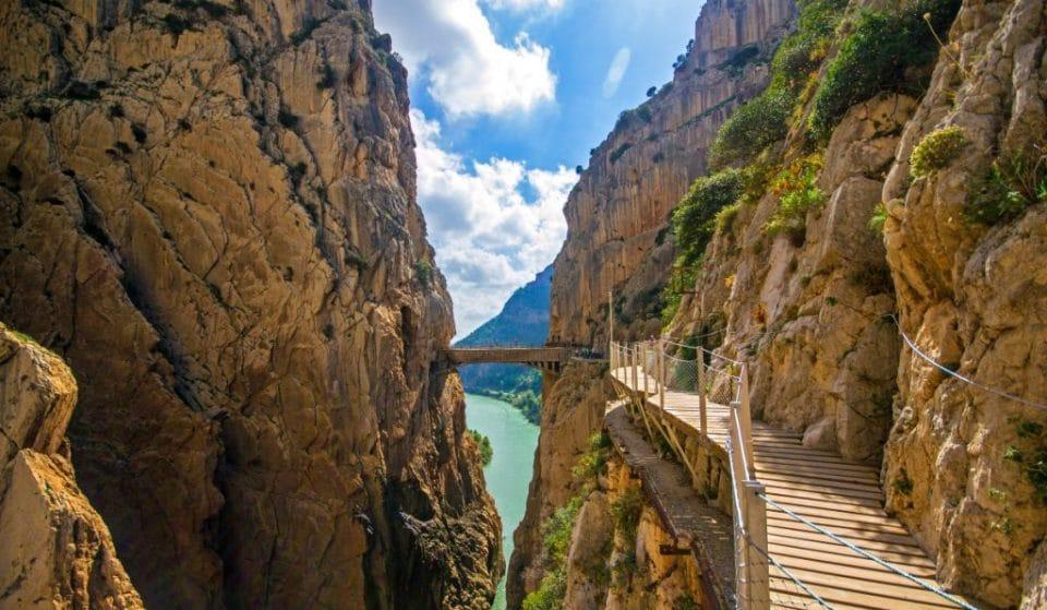 El Caminito del Rey: ruta de vértigo en el «Gran Cañón» malagueño