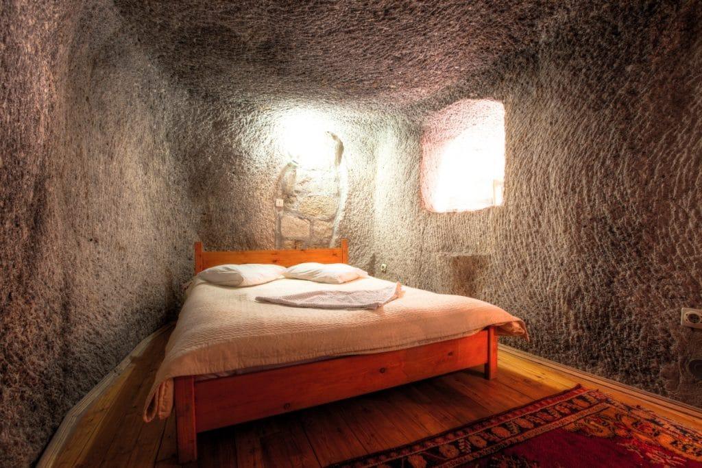 Casas cueva: hospedaje alternativo y pintoresco en Andalucía