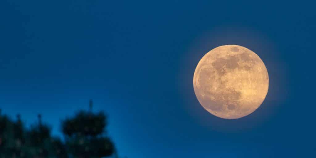 La 'Superluna de flores' se podrá ver este miércoles en Málaga
