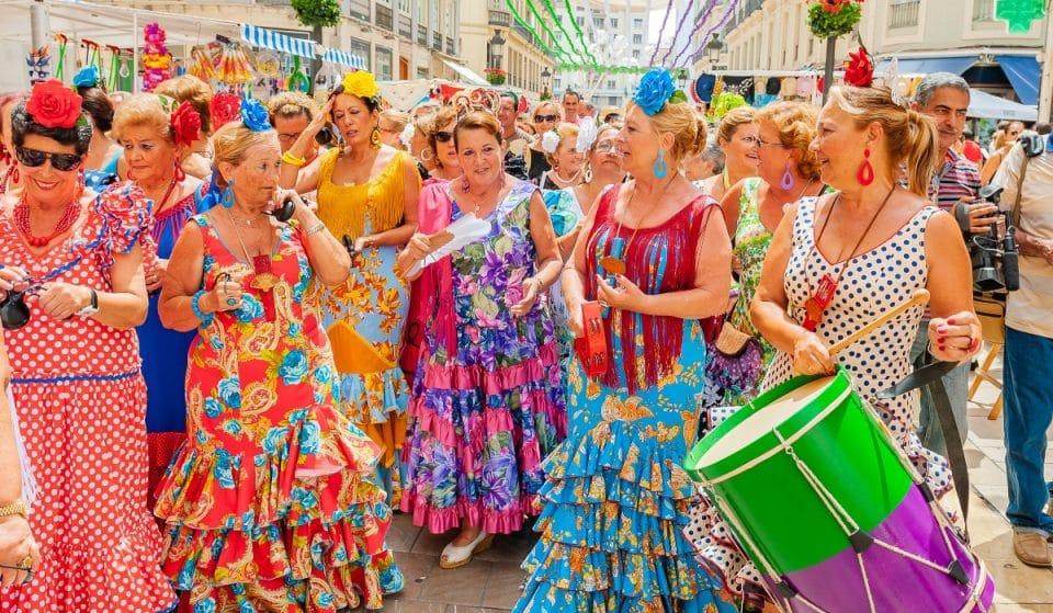El curioso origen del traje de flamenca
