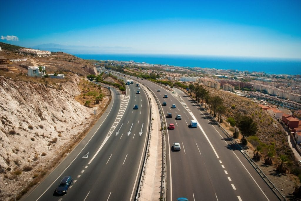 El radar más multón de España está en Málaga