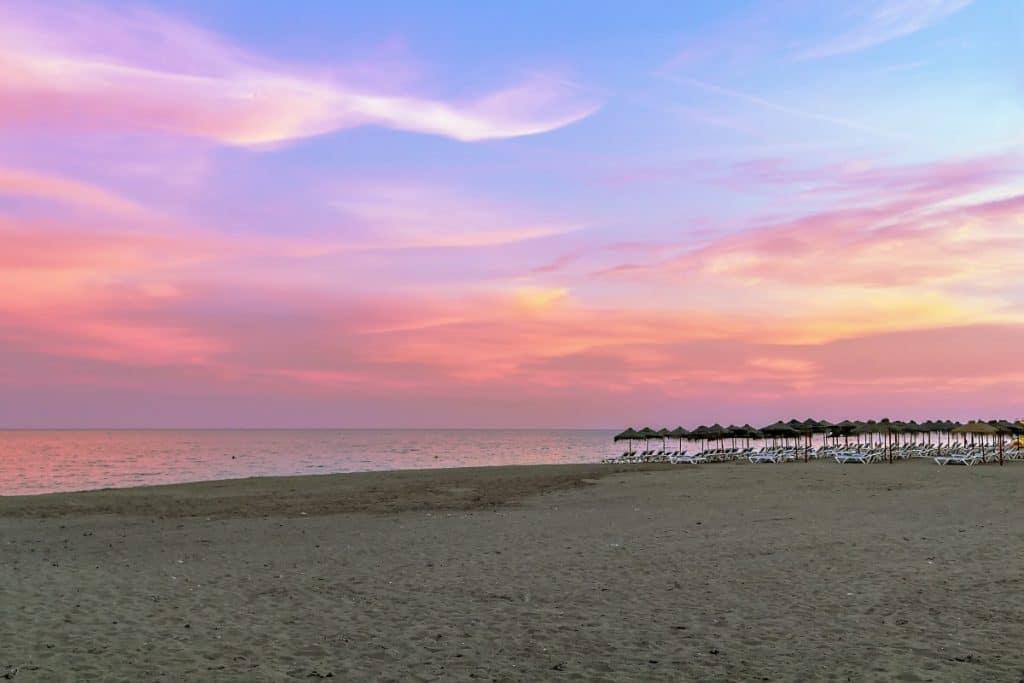 La Noche de San Juan no se podrá celebrar en las playas de Málaga