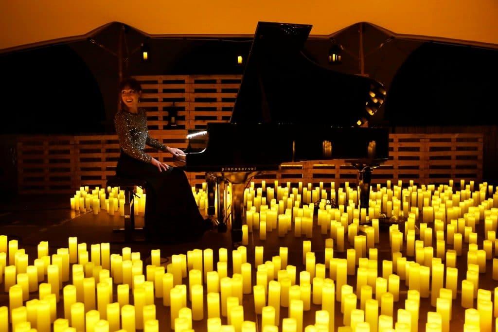 Candlelight Open Air: conciertos inolvidables al aire libre y a la luz de las velas