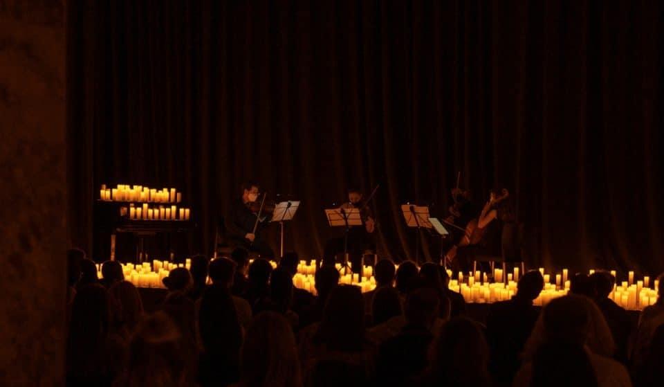 Las mejores bandas sonoras del cine suenan a la luz de las velas