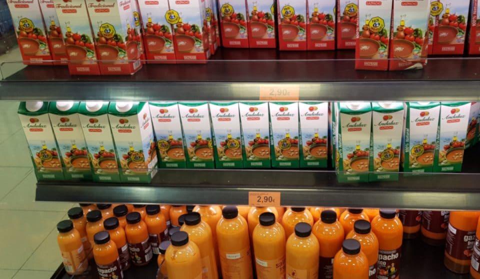 Estos son los mejores gazpachos de supermercado según la OCU