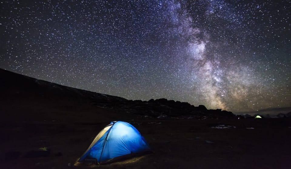 Perseidas en Málaga: dónde y cuándo ver la lluvia de estrellas del verano