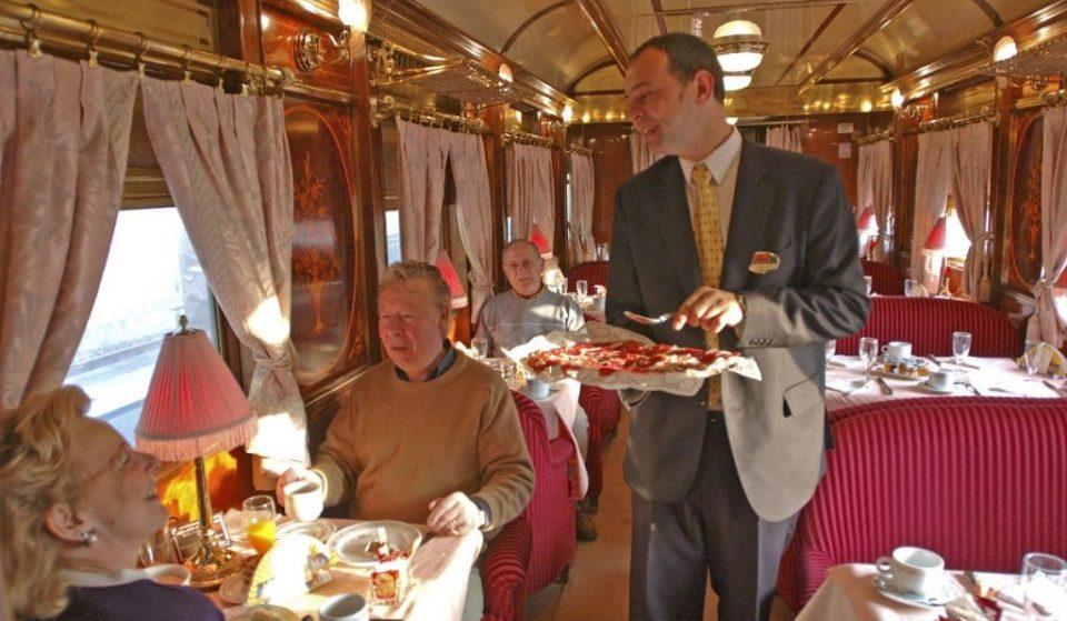 Al-Andalus: el lujoso tren de los años 20 que recorre Andalucía y Portugal