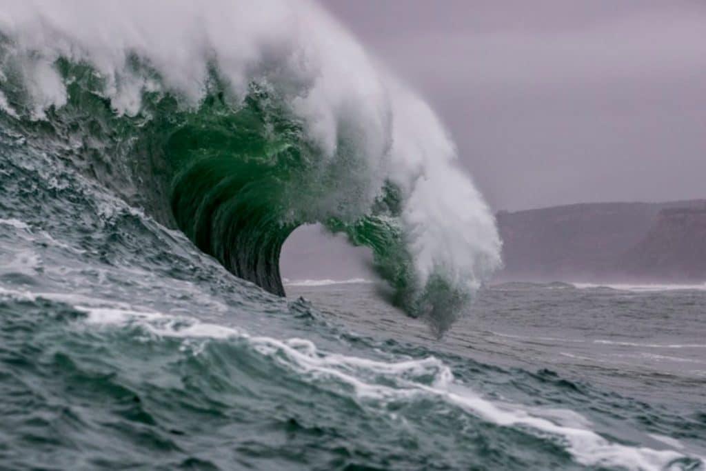 Así es la fuente de tsunamis que amenaza a la costa mediterránea