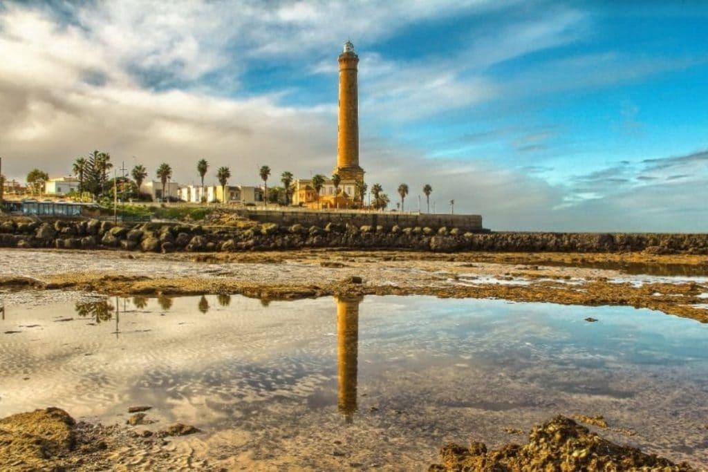 La desembocadura del Guadalquivir podría estar en Chipiona