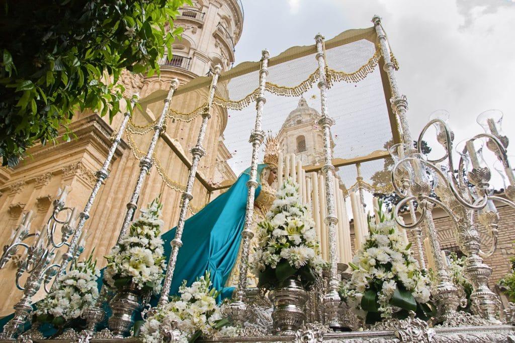¿Volverán en septiembre las procesiones a Andalucía?