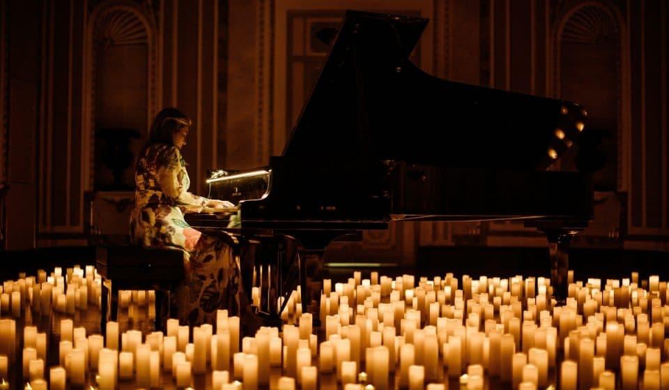 Candlelight rinde tributo a Coldplay a la luz de las velas