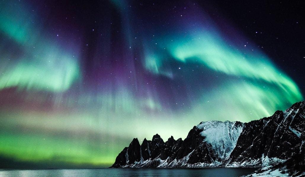 Confinement : regardez les aurores boréales depuis chez vous chaque jour !