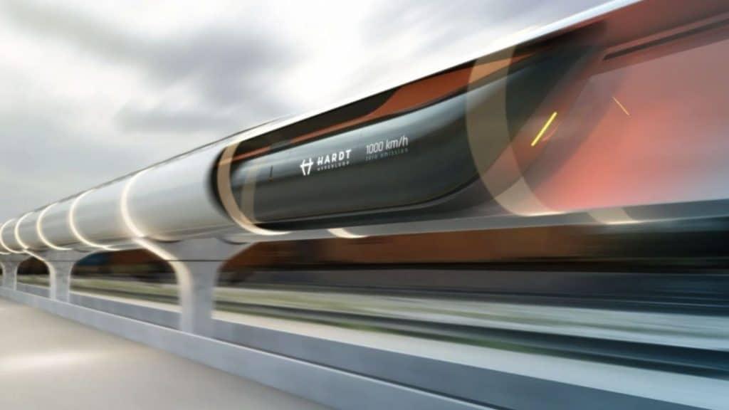 hyperloop paris marseille train voyage