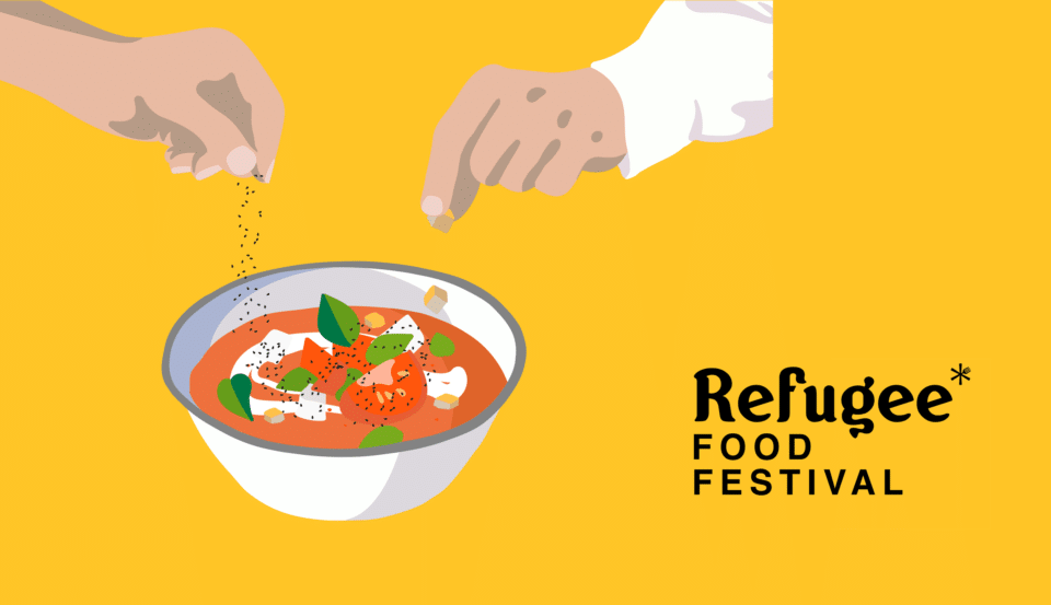 Le Refugee Food Festival de retour à Marseille